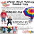 View Event: Wear your Welly Boots Day 2018