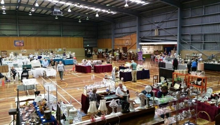 Benalla Lions Club Antique & Collectable Fair 2019