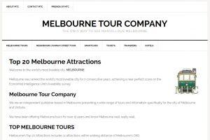 Melbourne Tour Company
